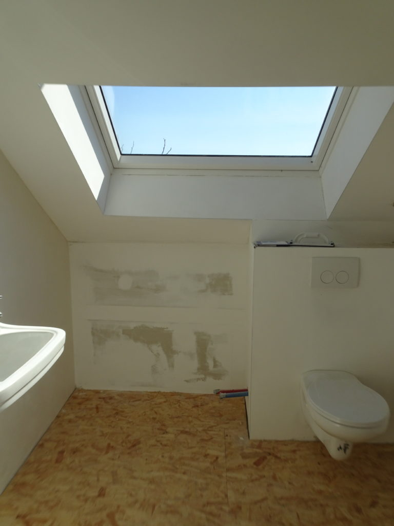 Toilet training space